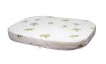 Матрас для кроватей Estelle размер 120х60 см со скругленными угл