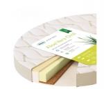 Матрас Плитекс Aloe vera Oval 125х75х10