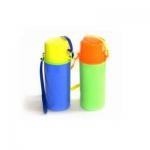 Контейнер для рожков СКАЗКА пластиковый (на 1 рожок)