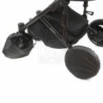 Чехлы на колёса для коляски с поворотными колесами (TUTIS)