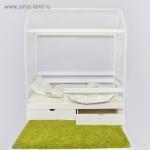 Комплект из 2-х ящиков для кровати-домика DreamHome INCANTO,