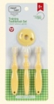 Набор зубных щеток Happy Baby (20006)